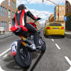 Android Race the Traffic Moto Resim