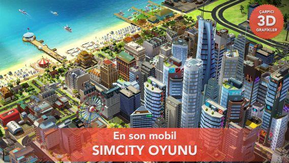 SimCity BuildIt Resimleri