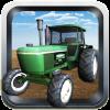 iPhone ve iPad Traktör Sürme Oyunu 3D Resim