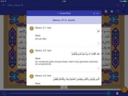 Kur'an-ı Kerim (Diyanet İşleri Başkanlığı) Resimleri