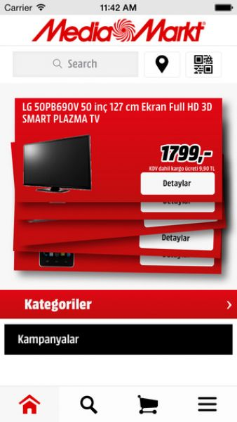 media markt t rkiye ndir iphone ve ipad gezginler mobil. Black Bedroom Furniture Sets. Home Design Ideas
