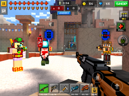 Pixel Gun 3D Resimleri