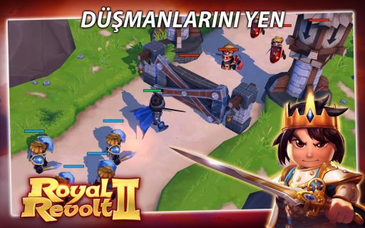 Royal Revolt 2 Resimleri