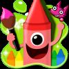 Android Çocuk Boyama Eğlencesi Resim