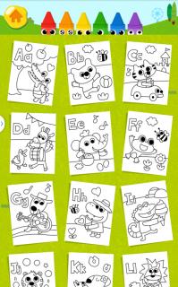 çocuk Boyama Eğlencesi Indir Android Gezginler
