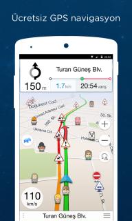 Navmii GPS Dünya (Navfree) Resimleri