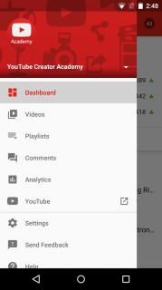 YouTube İçerik Stüdyosu Resimleri