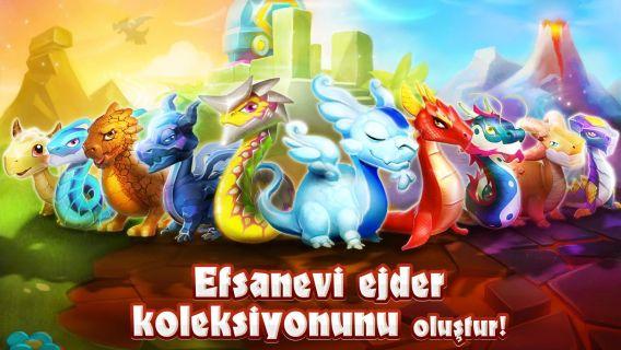 Dragon Mania Efsaneleri Resimleri