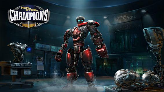 Real Steel Champions Resimleri
