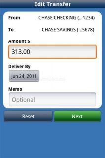 Chase Mobile Resimleri