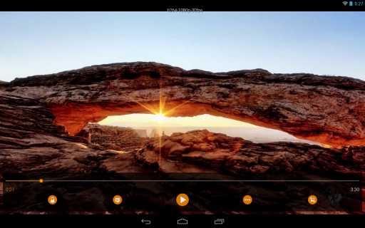 VLC for Android Resimleri