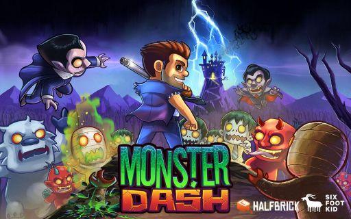 Monster Dash Resimleri