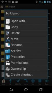 Root Browser Resimleri