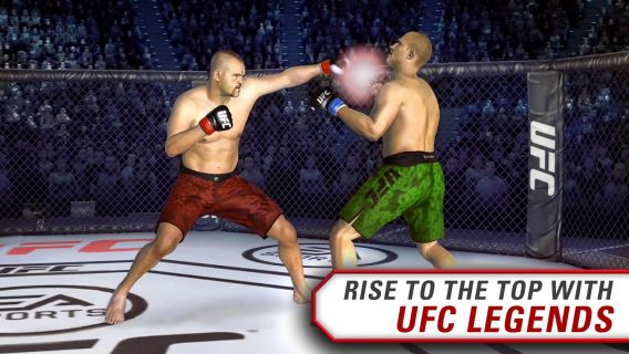 EA SPORTS UFC Resimleri
