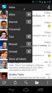 Google Voice Resimleri