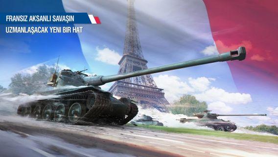 World of Tanks Blitz Resimleri