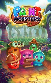 Paint Monsters Resimleri
