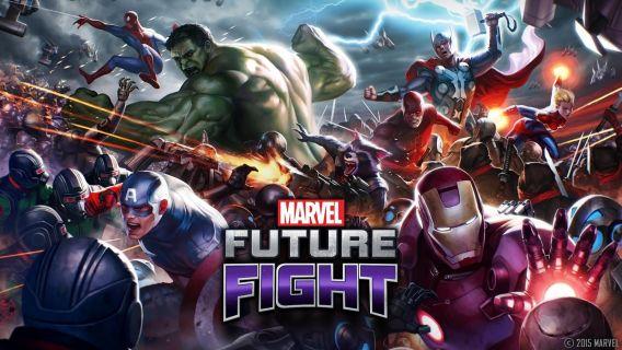 MARVEL Future Fight Resimleri