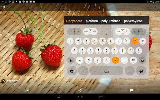 Türkçe Klavye (O keyboard) Resimleri
