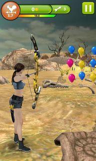 3Boyutlu Okçu Uzmanı - Archery Resimleri