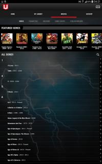Marvel Unlimited Resimleri