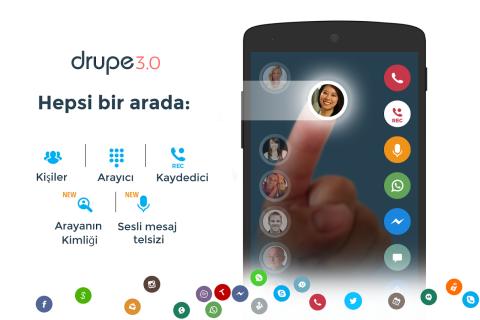 İletişim & Telefon - drupe Resimleri