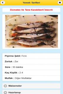 Yemek Tarifleri Resimleri