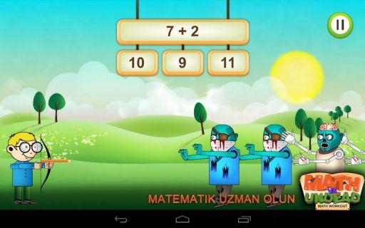 Eğlenceli Matematik Oyunları Resimleri