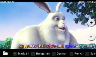 MX Player Codec (ARMv7) Resimleri