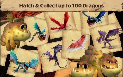 Dragons: Rise of Berk Resimleri