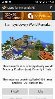 Maps for Minecraft PE Resimleri