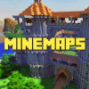 Android Maps for Minecraft PE MineMaps Resim