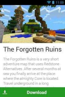 Maps for Minecraft PE MineMaps Resimleri