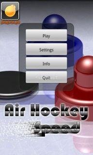 Air Hockey Speed Resimleri