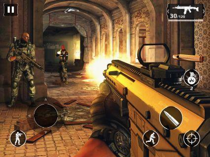 Modern Combat 5 Resimleri