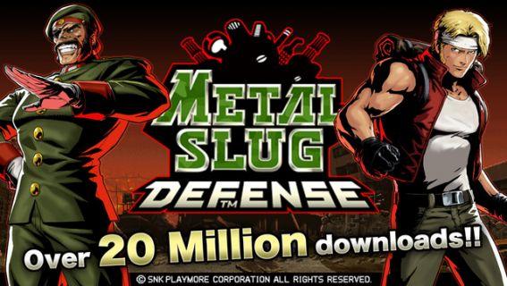METAL SLUG DEFENSE Resimleri