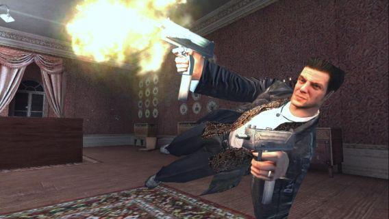 Max Payne Mobile Resimleri