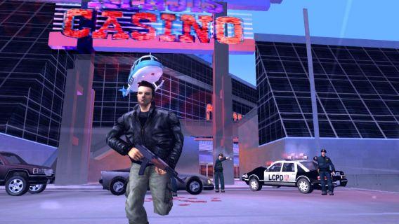 Grand Theft Auto III Resimleri