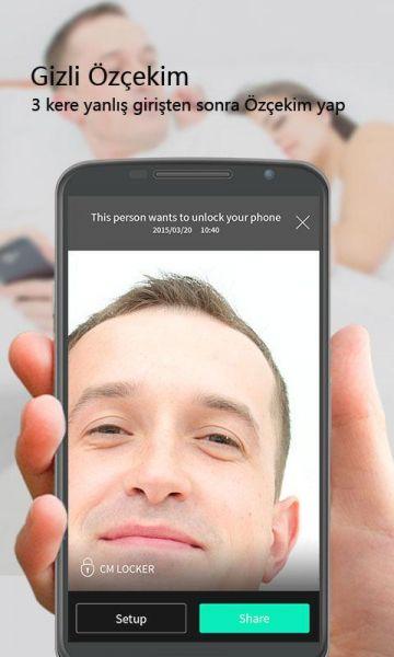 Cm Locker G 252 Venlikbildirimleri İndir Android