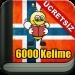 Norveççe Öğrenme 6000 Kelime Android