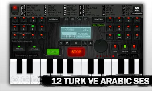 R-ORG (Turk-Arabic Keyboard) Resimleri