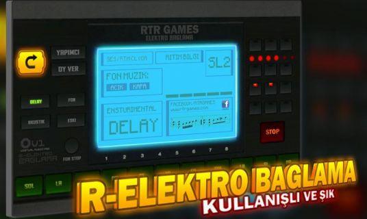 R-Elektro Bağlama Resimleri