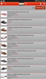 FLO Ayakkabı Resimleri