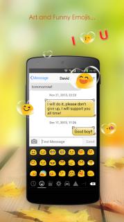 Emoji Keyboard - CrazyCorn Resimleri