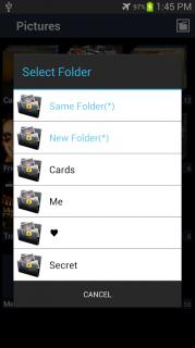 Secure Gallery (Pic/Video Lock) Resimleri