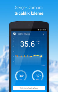 Cooler Master Cooling Android Resimleri