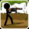 Android Stickman And Gun Resim