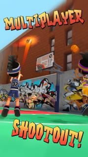 Swipe Basketball 2 Resimleri