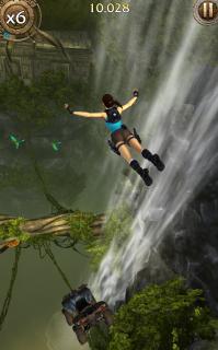 Lara Croft: Relic Run Resimleri