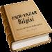 Eser-Yazar Bilgisi Android